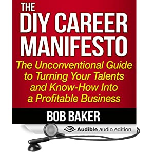 DIY Career Manifesto audiobook