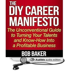 DIY Career Manifesto audiobook