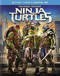 Teenage Mutant Ninja Turtles (Blu-ray + DVD + Digital HD) by Paramount