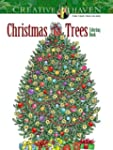 Creative Haven Christmas Trees Colori...