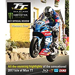 TT 2017 Official Review [Blu-ray]