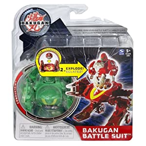 Bakugan Battle Suit Assortment