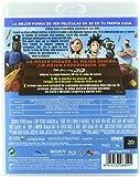 Image de Lluvia De Albondigas-3d(Bd) (Blu-Ray) (Import Movie) (European Format - Zone B2) (2010) Personajes A