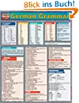 German Grammar Laminate Reference Cha...