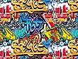 Graffitti Hydrographic Film