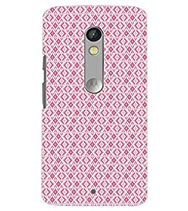 MOTOROLA MOTO X PLAY PATTERN Back Cover by PRINTSWAG