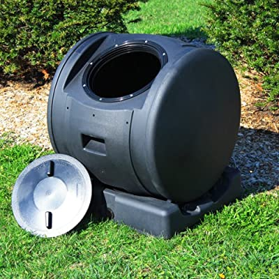 Good Ideas Enviro Tumbler 49 Gallon Resin Compost Tumbler