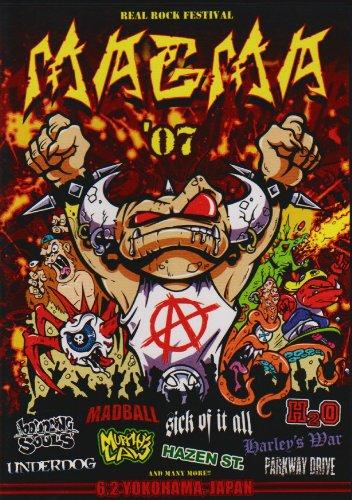 MAGMA'07 [DVD]