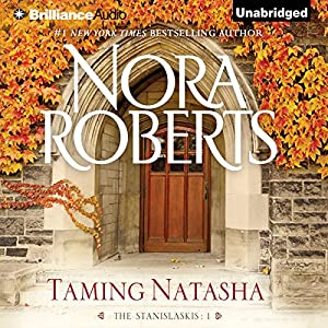 Taming Natasha Audiobook