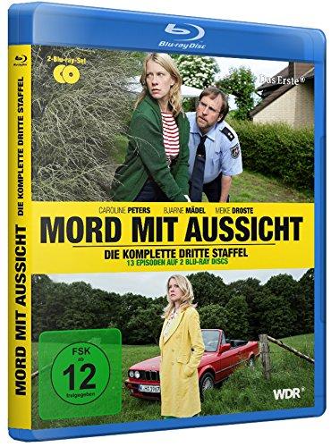Mord mit Aussicht - Die komplette dritte Staffel Gesamtbox (2 BDs) [Blu-ray]