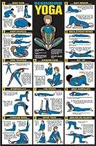 Beginning Yoga Fitness Chart
