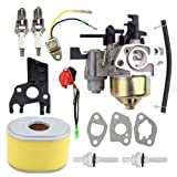 Coolwind GX200 GX160 Carburetor for Honda GX 160 200 5.5HP 6.5HP Engine with Air Filter Tune Up Kit