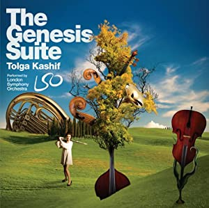 ジェネシス組曲 [日本語帯付輸入盤] (The Genesis Suite / Tolga Kashif) [Import CD from UK]