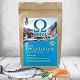 DOGREFORM Omega 3 + 6 Lachs Trockenfutter f�r Hunde