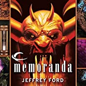 Memoranda: The Well-Built City Trilogy, Book 2 | Jeffrey Ford