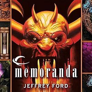 Memoranda Audiobook