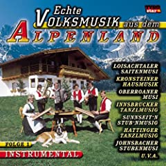 Echte Volksmusik aus dem Alpenland, Folge 1