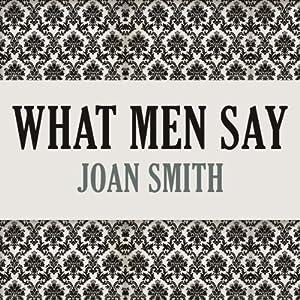 What Men Say Audiobook