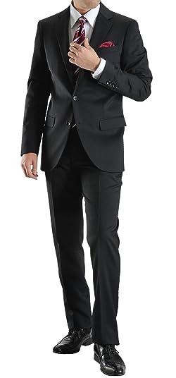 Recruit Suit 2ツボタン洗えるスーツ上下 オールシーズン対応