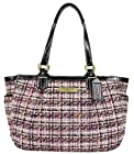 Gallery Tweed Tote F20025