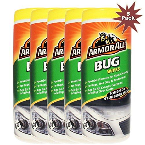 armorallr-75130en-bug-wipes-tub-of-30-5pk