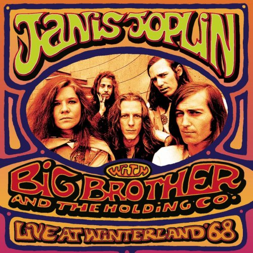 Janis Joplin - Live At Winterland '68