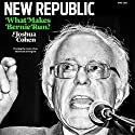 The New Republic, April 2016 Periodical by  The New Republic Narrated by Derek Shetterly