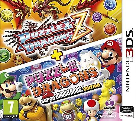 Puzzle & Dragons Z + Puzzle & Dragons - Super Mario Bros. Edition