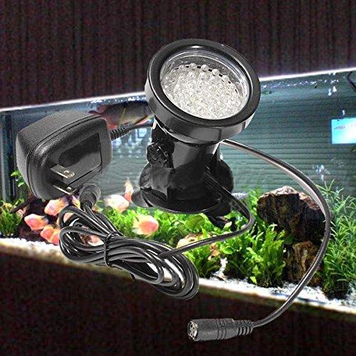 Underwater 36Led Submersible Aquarium Fountain Multicolor Spot Lightunderwater 36Led Submersible Aquarium Fountain Multicolor Spot Light By 24/7 Store