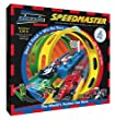 Darda Speedmaster 50146 Racing Track with 2 Racing Cars 2 x 260 cm Long Track