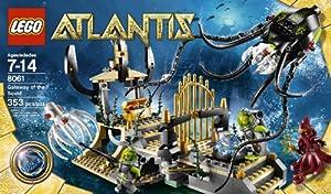 Lego Atlantis Gateway of the Squid - 354 pcs.