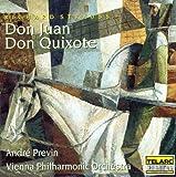 R.シュトラウス:交響詩「ドン・ファン」、「ドン・キホーテ」