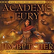 Academ's Fury: Codex Alera, Book 2 | [Jim Butcher]