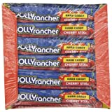 Jolly Rancher Stix Hard Candy, Cherry, 0.65-Ounce Package, 36-Count (Pack of 3) ~ Jolly Rancher