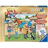 What If? 1000 Piece Puzzle - The Racehorse