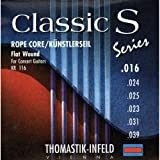 Thomastik-Infeld KR116 Classical Guitar Strings: Classic N Series Rope Core Set W/Nylon Tape Trebles E, B, G, D, A, E Set