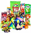 Happy Purim Basket For Kids Fun Hat &…