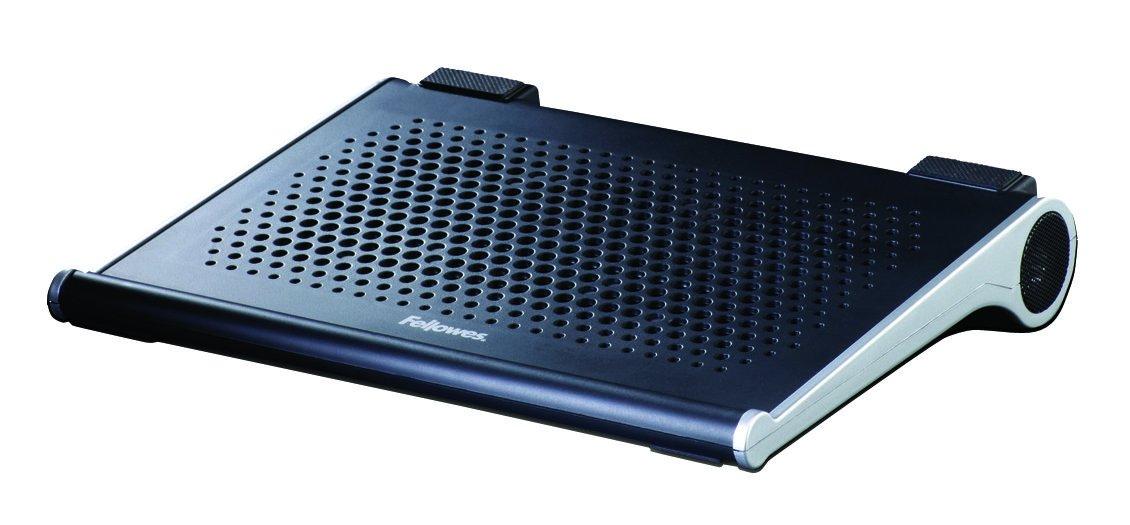 Fellowes 8018601 - Base de refrigeración para ordenador portátil de 14, negro  Informática Comentarios y más información