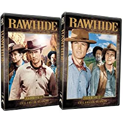 Rawhide: The Complete Fifth Season