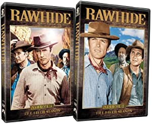 Rawhide: The Fifth Season, Volume One & Two - 2 Pack (Includes: Rawhide: The Fifth Season, Volume One, Rawhide: The Fifth Season, Volume Two)