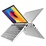 GPD Pocket 2 Aluminum Shell 7 Inches Touch Screen Mini Laptop UMPC Tablet PC Windows 10 System CPU M3-7y30 lntel HD Graphics 615 Bluetooth 4.1 8GB/128GB (Color: Silver)