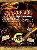 img - for Magic - the Gathering: Official Encyclopedia v.6 (Vol 6) by Brian Tinsman (2001-09-01) book / textbook / text book