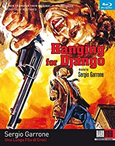 Hanging For Django (Una lunga fila di croci) [Blu-ray]
