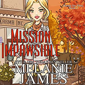 Mission Impawsible Audiobook