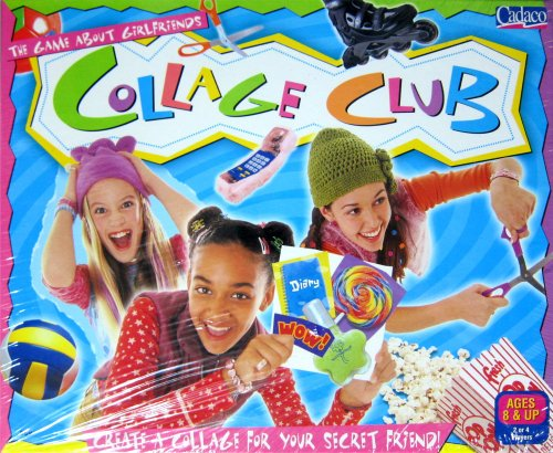 Collage Club - The Game About Girlfriends