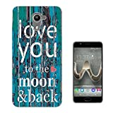 000556 - Cool Funky I Love You To The Moon And Back Design