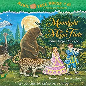Moonlight on the Magic Flute Audiobook