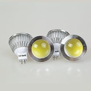 Mcden G4 Led Light Bulb Lamps 3 Watt Dc 12v Equivalent To