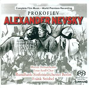 Prokofiev S.: Alexander Newsk