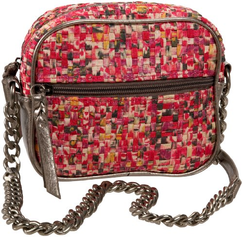 The SAK Aliso Camera Bag,Pink Multi,one size